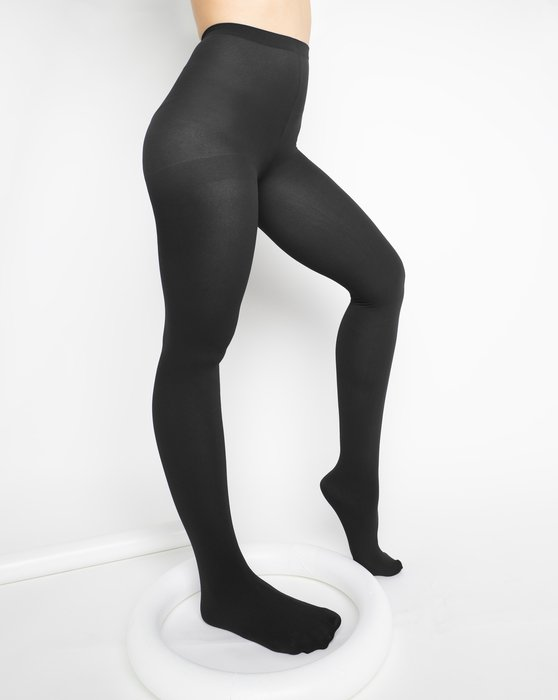 Charcoal Womens Nylon Tights Style# 1001 | We Love Colors