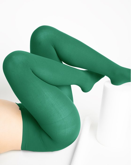 Emerald Womens Nylon Tights Style# 1001 | We Love Colors