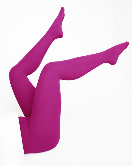 Fuchsia Womens Nylon Tights Style# 1001 | We Love Colors