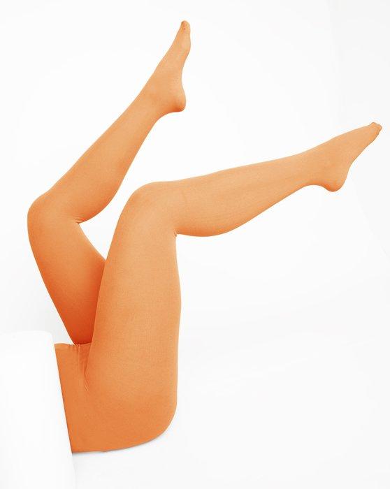 Light-Orange Womens Nylon Tights Style# 1001 | We Love Colors