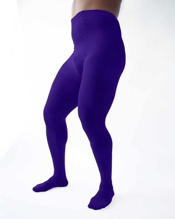 Plus Sized Nylon/Lycra Tights Style# 1008 | We Love Colors