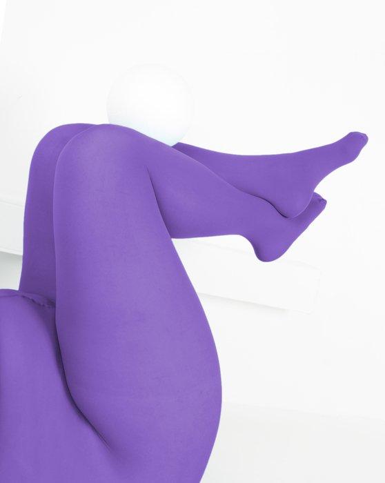 Lavender Nylon Spandex Tights Style# 1023 | We Love Colors