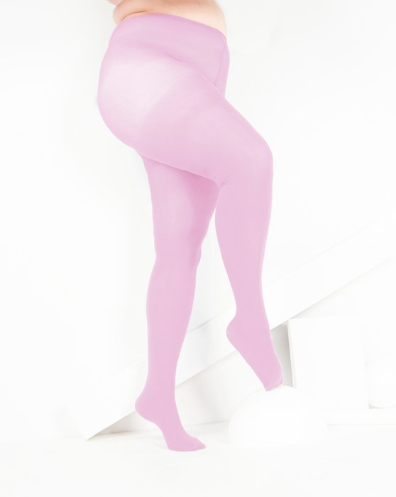 Light-Pink Womens Nylon Spandex Tights Style# 1023 | We Love Colors