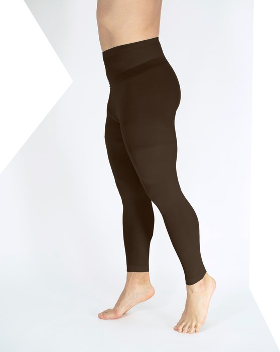 Plus Sized Nylon/Lycra Footless Tights Style# 1041   We Love Colors