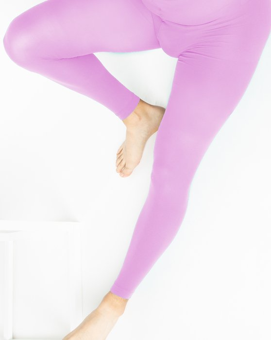 Plus Sized Nylon/Lycra Footless Tights Style# 1041 | We Love Colors