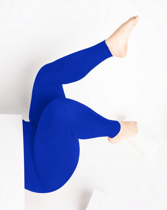 Royal Footless Performance Tights Leggings Style# 1047 | We Love Colors