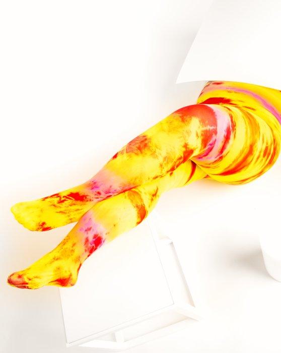 7202 Womens Microfiber Nylon/Lycra Tights Style# 1053 | We Love Colors