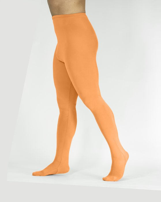 Light Orange Performance Tights Style# 1061 | We Love Colors
