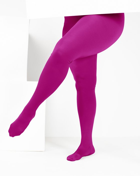 Fuchsia Performance Tights Style# 1061 | We Love Colors