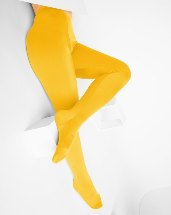 Gold Performance Tights Style# 1061 | We Love Colors