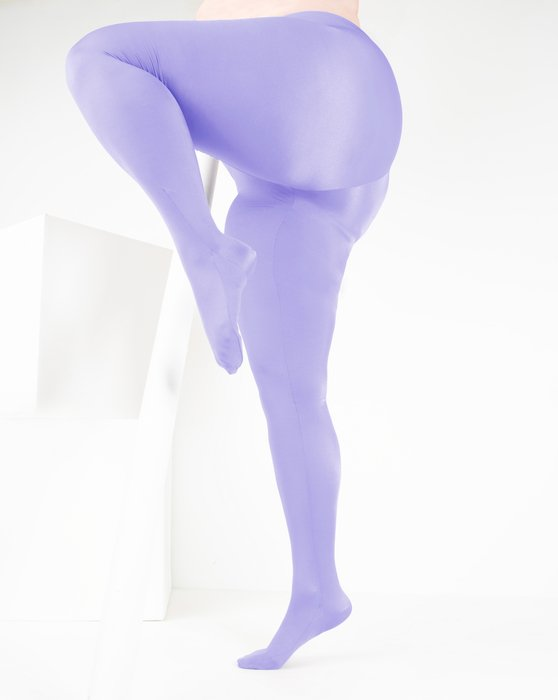 Lilac Womens Performance Tights Style# 1061 | We Love Colors