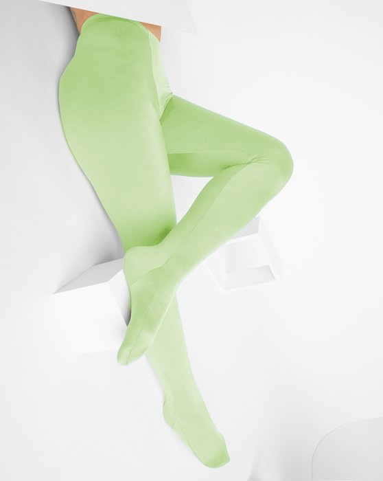 Mint Green Womens Performance Tights Style# 1061 | We Love Colors