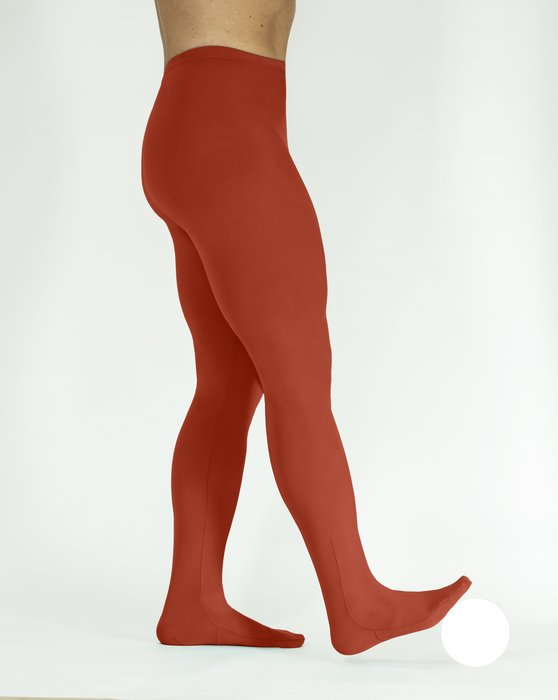 Rust Womens Performance Tights Style# 1061 | We Love Colors