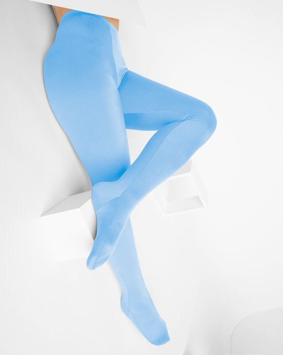 Sky-Blue Womens Performance Tights Style# 1061 | We Love Colors