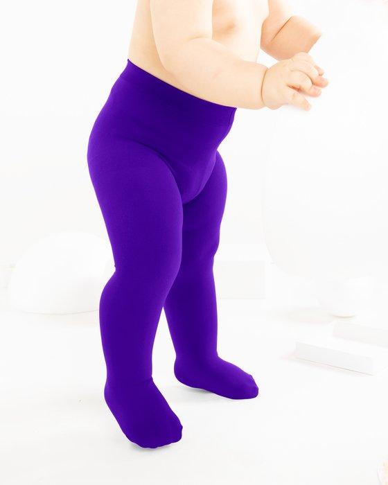 Violet Kids Microfiber Tights Style# 1075 | We Love Colors