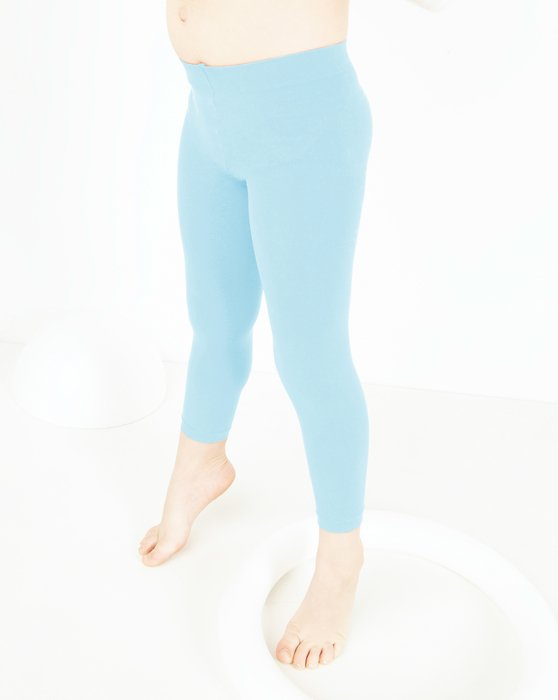 Aqua Kids Microfiber Footless Tights Style# 1077 | We Love Colors