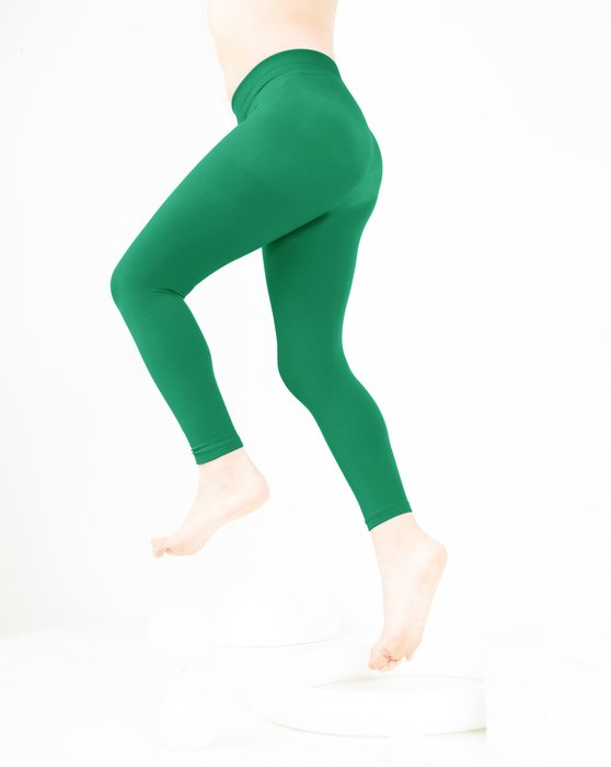 Emerald Kids Microfiber Footless Tights Style# 1077 | We Love Colors