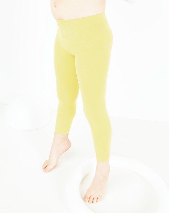 Kids Microfiber Footless Tights Style# 1077   We Love Colors