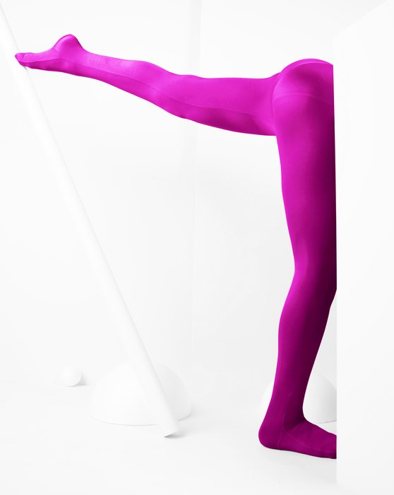 Magenta Kids Performance Tights Style# 1081 | We Love Colors