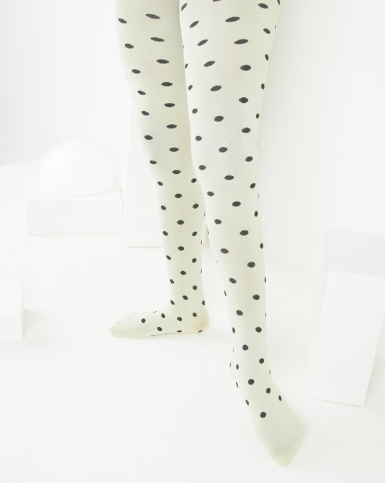 Womens Polka Dot Tights Style# 1215 | We Love Colors