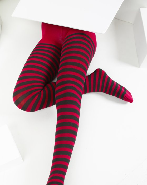 Kids Striped Tights Style# 1271 | We Love Colors
