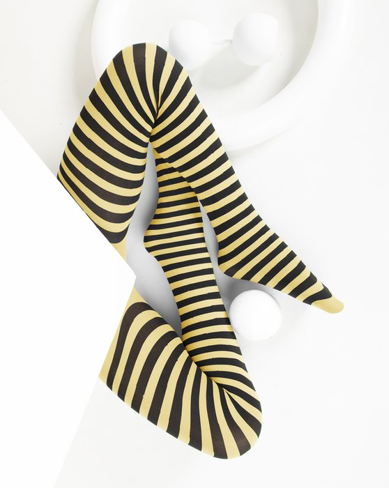 Maize Kids Striped Tights Style# 1271   We Love Colors