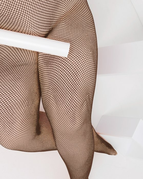 Brown Nylon/Lycra Fishnets Style# 1401 | We Love Colors