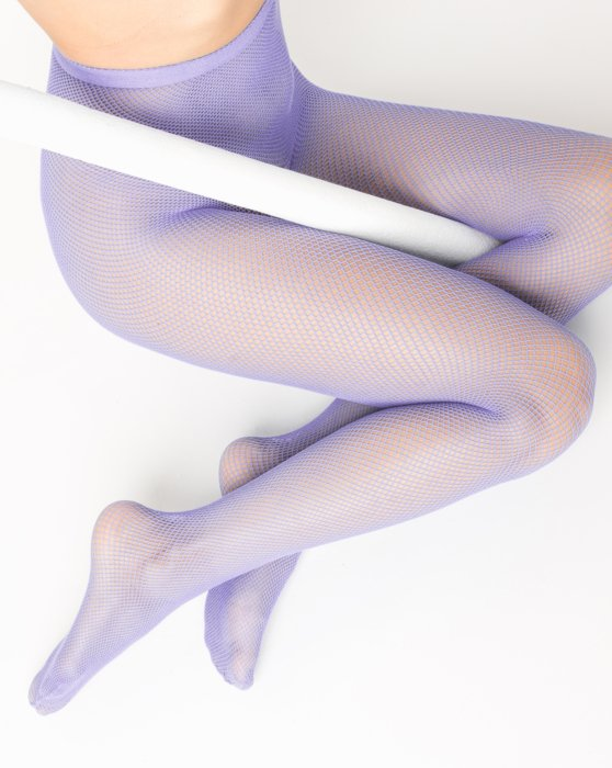 Lilac Nylon/Lycra Fishnets Style# 1401 | We Love Colors