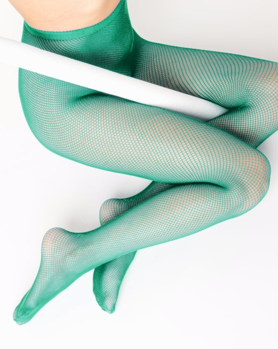 Emerald Womens Nylon/Lycra Fishnets Style# 1401 | We Love Colors