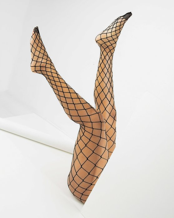 Black Diamondnet Fishnet Style# 1405 | We Love Colors