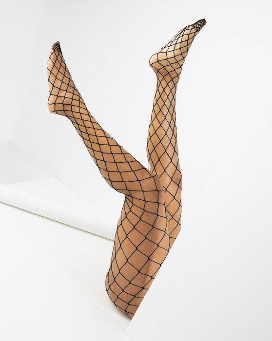 Brown Diamondnet Fishnet Style# 1405 | We Love Colors