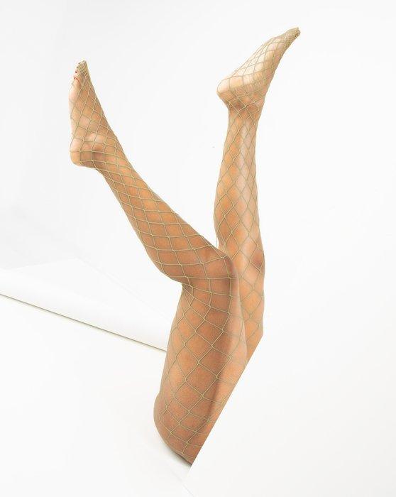 Light-Tan Womens Diamondnet Fishnet Style# 1405 | We Love Colors