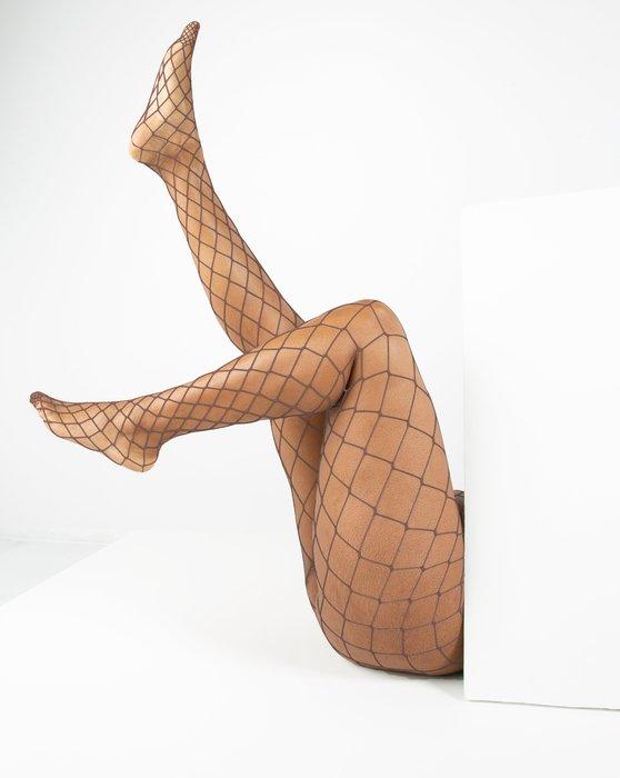 Mocha Diamondnet Fishnet Style# 1405 | We Love Colors