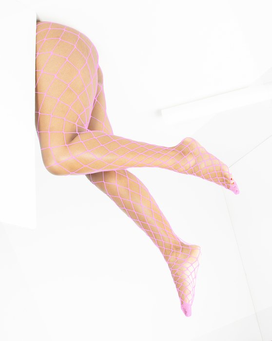 Orchid Pink Diamondnet Fishnet Style# 1405 | We Love Colors