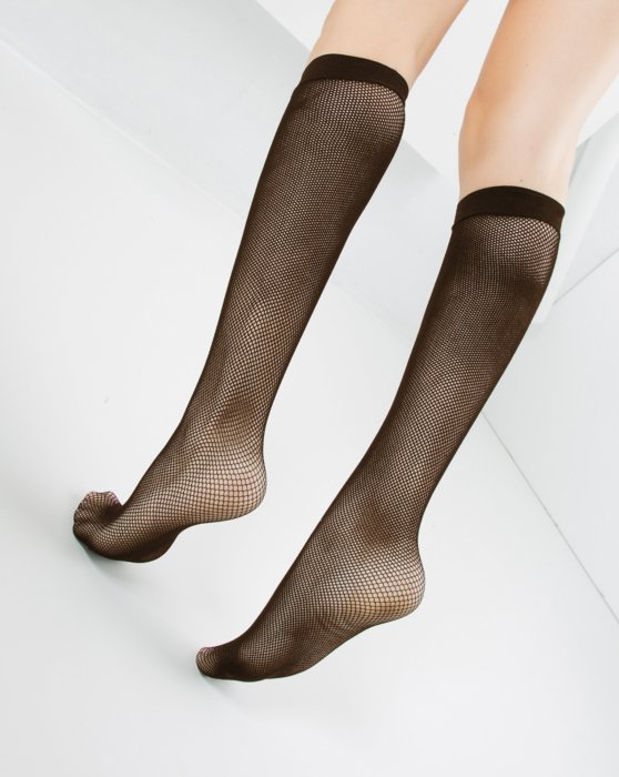 Womens Fishnet Knee Highs Style# 1431 | We Love Colors