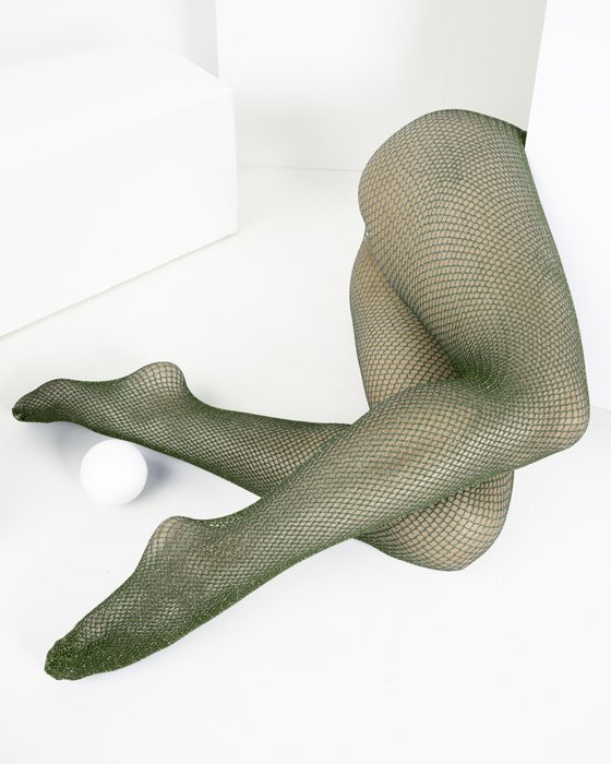 Womens Lurex Glitter Fishnet Style# 1451 | We Love Colors