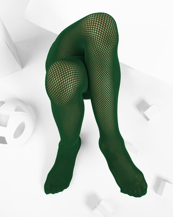 Emerald Kids Fishnet Pantyhose Style# 1471 | We Love Colors