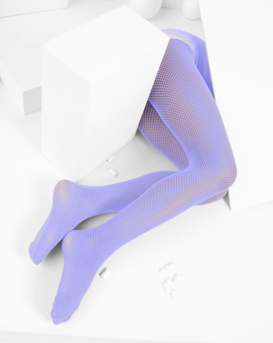 Lilac Kids Fishnet Pantyhose Style# 1471 | We Love Colors