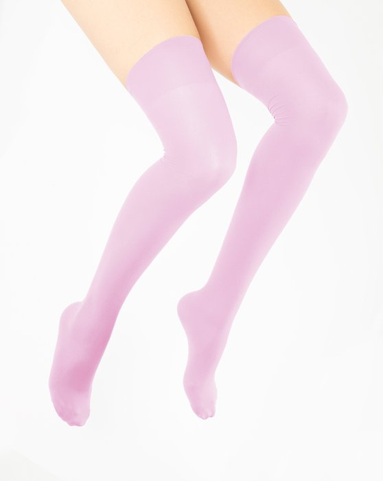 Light-Pink Womens Thigh Highs Style# 1501 | We Love Colors