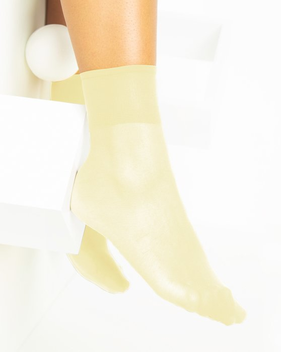 Maize Womens Sheer Anklet Style# 1527 | We Love Colors