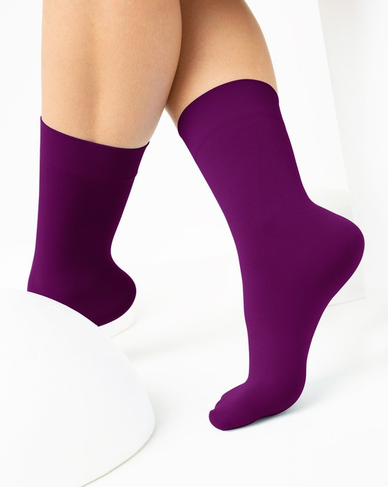 Microfiber Socks Style# 1529 | We Love Colors
