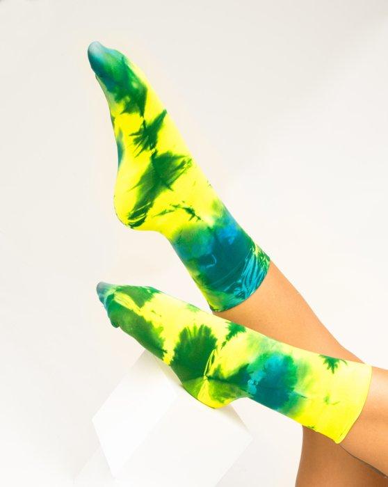 Womens Microfiber Socks Style# 1529 | We Love Colors
