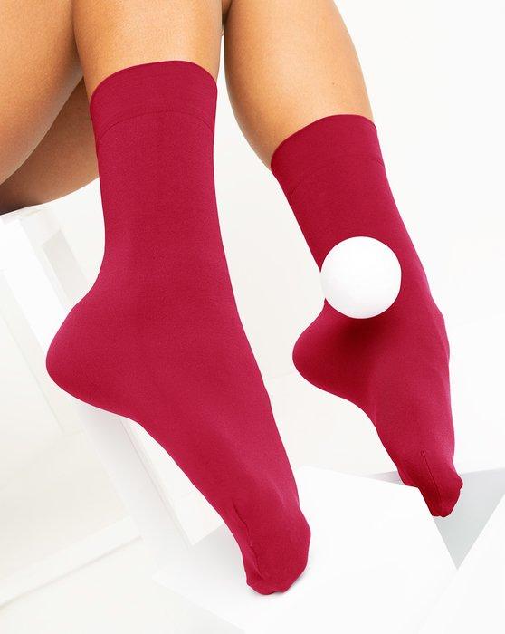Womens Microfiber Socks Style# 1529   We Love Colors