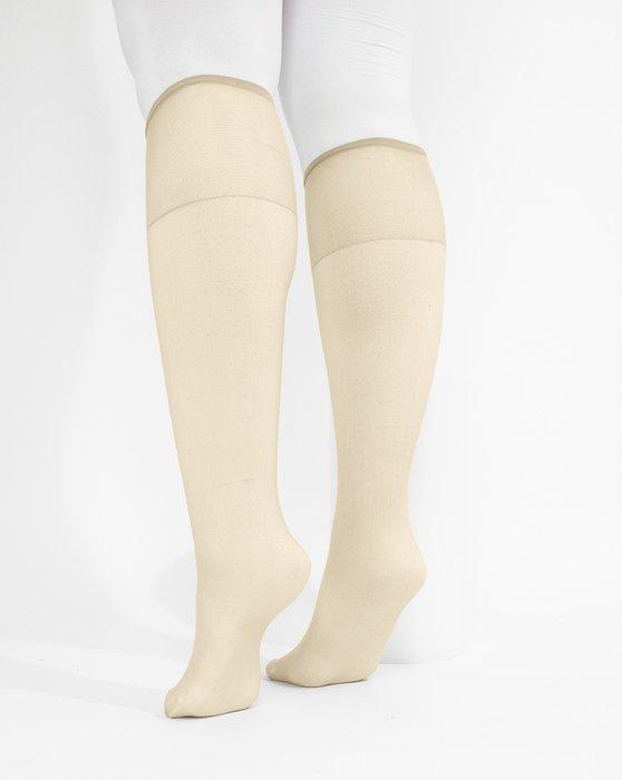 Light-Tan Sheer Knee Highs Style# 1536 | We Love Colors