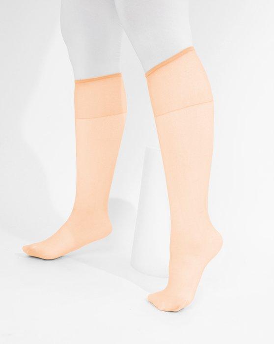 Sheer Knee Highs Style# 1536 | We Love Colors