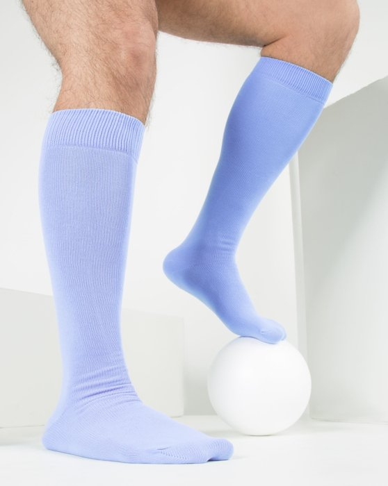 Lilac Womens Sports Socks Style# 1559 | We Love Colors