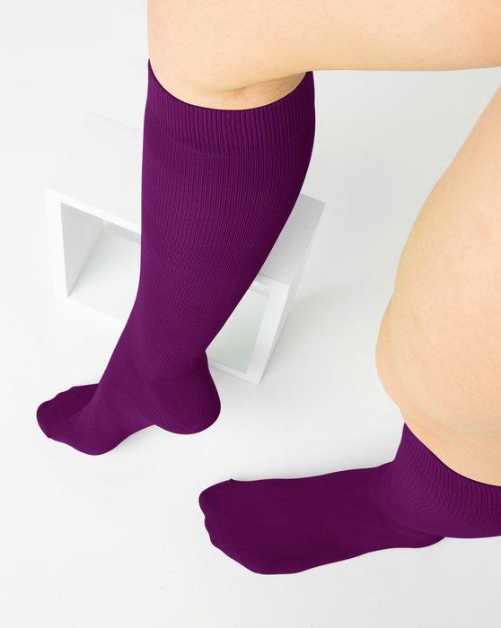Rubine Sports Socks Style# 1559 | We Love Colors