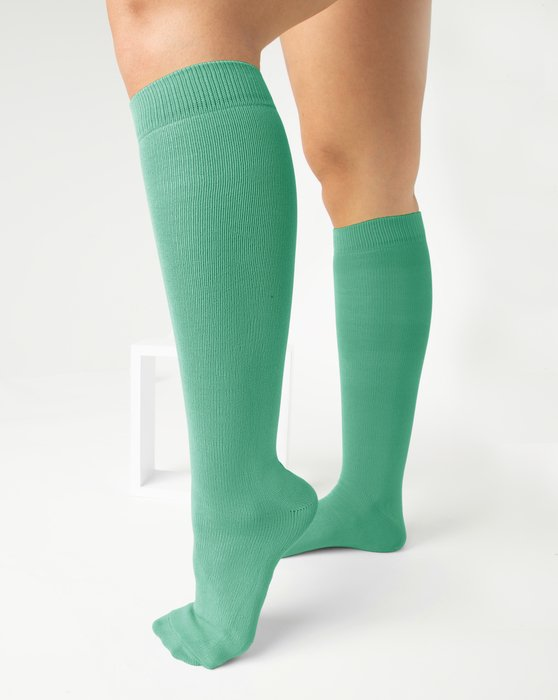 Scout Green Sports Socks Style# 1559 | We Love Colors