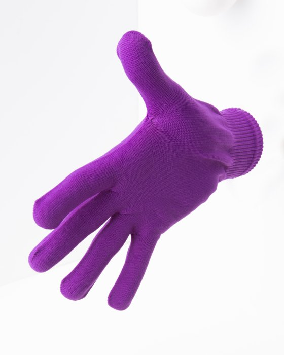 Amethyst Nylon Gloves Style# 3101 | We Love Colors