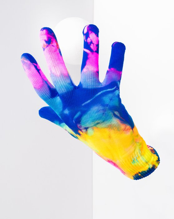 Nylon Gloves Style# 3101 | We Love Colors